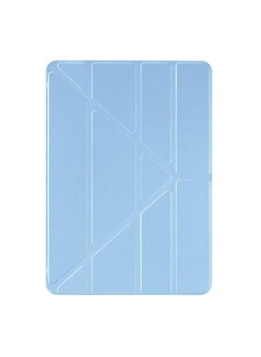 Microsonic Apple iPad Air 4. Nesil Kılıf (A2316-A2324-A2325-A2072) Origami Pencil Mavi